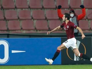 Sparta stratila body s nováčikom, Hancko premenil penaltu