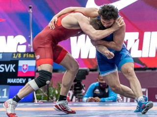 Makojevovi tesne unikla olympijská miestenka, prehral v semifinále
