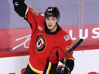 Ružička hviezdil v AHL. Strelil gól, asistoval a uspel aj v nájazde