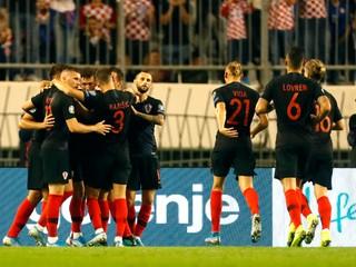 Slovákov sfúkli 4:0, odvtedy sa trápia. Chorváti podľahli rivalovi po prvý raz v histórii