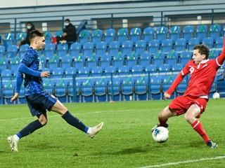 Mladíci takmer otočili zápas, o remíze rozhodol vlastný gól