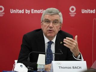 Bacha opäť zvolili za prezidenta MOV. Tokio zostáva najlepšie pripravenými hrami, vraví