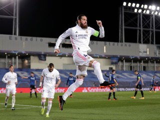 Ramos má koronavírus, Real Madrid však do karantény nepôjde