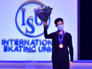 Chen obhájil titul majstra sveta, debutant skončil hneď za ním