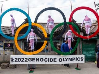 Olympiáda bez USA? Američania vyzývajú na bojkot Pekingu