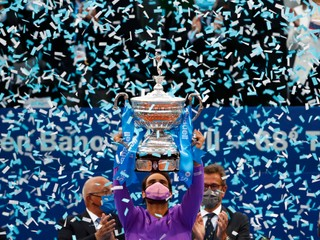 Nadal vyhral v Barcelone dvanástykrát v kariére, obohatil zaujímavú štatistiku