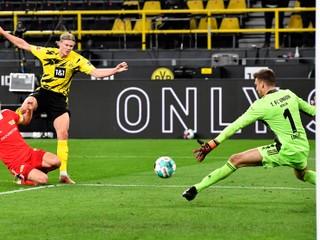 Hoffenheim predviedol skvelý obrat, Haaland nedal penaltu