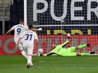 Benzema doviedol Real k ďalšej výhre, ten vedie tabuľku
