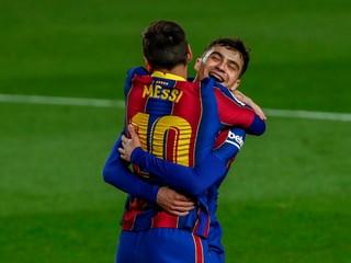 Barcelone pomohol kuriózny gól, Messi spravil veľké gesto