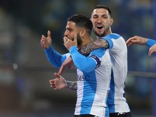 Atalanta prišla o víťaznú sériu, v Neapole padlo sedem gólov
