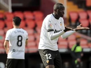 Hráči Valencie odišli do šatne, dôvodom mal byť rasizmus