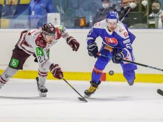 Lamper si na šampionáte nezahrá, proti Lotyšom utrpel zranenie