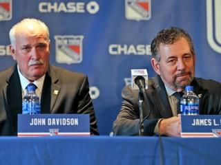 Báli sa o svojich hráčov. New York Rangers dostal štvrťmiliónovú pokutu