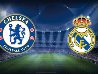 ONLINE: Chelsea Londýn - Real Madrid (Liga majstrov, dnes)