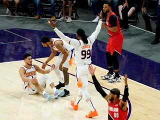 V NBA je v hre posledná miestenka do play off, na západe je rozhodnuté