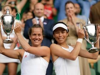 Vyhrala Wimbledon a bola svetovou jednotkou. Češka ukončila kariéru