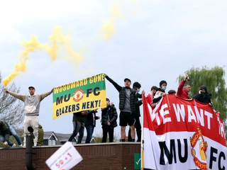 Revolúcia na Old Trafford? Niektoré kluby potrebujú vyvetrať