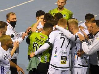 Jeden dobrý polčas nestačil, Prešov nepostúpil do Final 4