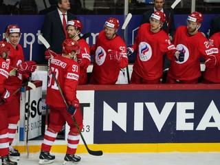 Rusko vyhralo skupinu, vo štvrťfinále si zahrá v derby proti Kanade