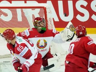 VIDEO: Pozrite si zostrih a góly zápasu Rusko - Bielorusko na MS v hokeji 2021