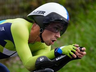 Z Tour odstúpil pre zranenie, teraz je Roglič olympijským víťazom