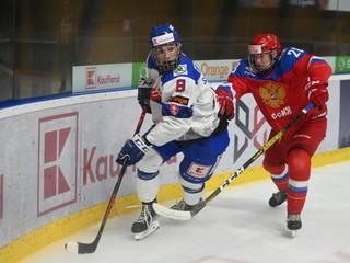 Kto sú hokejové nádeje? Slovensku rastie výnimočná generácia