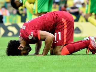 Liverpool odmieta pustiť Salaha do reprezentácie. Dôvodom sú koronavírusové opatrenia