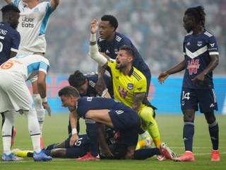 Bývalý hráč Trenčína skolaboval v zápase Ligue 1, tréner sa oňho bál