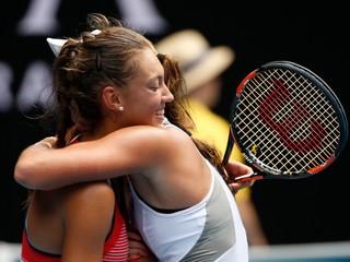 Bála sa, či sa zápas vôbec dohrá. Mihalíková získala prvý titul na okruhu WTA