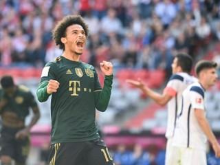 Nevídaný debakel. Bayern vysoko deklasoval nováčika z Bochumu