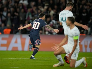 Urobil, čo nikdy predtým. Messi netradičnou polohou zaskočil svet