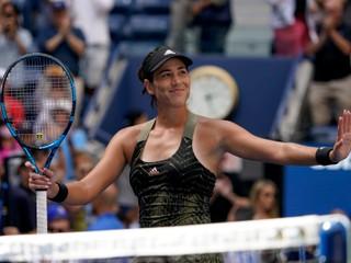 Víťazný turnaj zakončila kanárom. Muguruzová zdolala tuniskú súperku