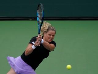 Clijstersová štartovala v Indian Wells po desaťročí. Vyradila ju Češka