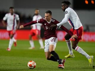 Sparte nepomohli k výhre ani dva góly Haraslína, Hanckovi odoprel gól VAR