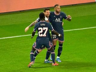 ONLINE: Paríž St. Germain - RB Lipsko (Liga majstrov)