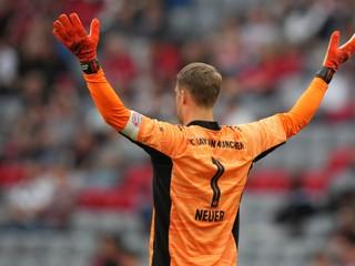 Neuer už myslí na svetový šampionát. Chce získať zlato