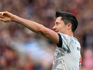 Rozhodnuté bolo už po polčase. Bayern vysoko vyhral a je na čele ligy