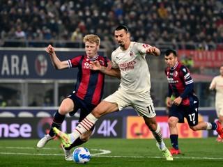 AC Miláno je na čele Serie A. Trápili sme sa, hovorí tréner