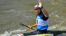 LIVE STREAM: Semifinále C1 na MS vo vodnom slalome 2021