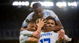 Slovan sa vrátil po derby. V Konferenčnej lige prvýkrát zvíťazil