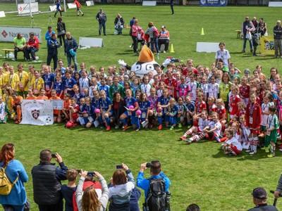 """d4c1e0d89 GRASSROOTS – 3. ročník Festivalu dievčat WU12 - """"Energia do ženského futbalu  s EPH 2019"""""""