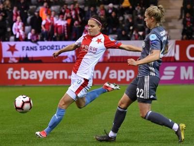 fda4ad37a53ac SR WA - Diana Bartovičová je v Slavii Praha spokojná: Tituly, Liga  majstrov, fanúšikovia - čo viac si želať?