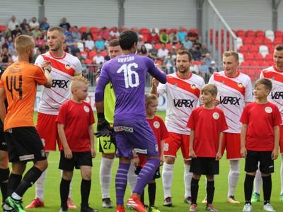 824da21de0f18 II. liga – Futbal v Liptovskom Mikuláši oslávil 85 rokov na vynovenom  štadióne a s Viktoriou Plzeň