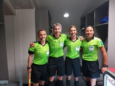 fa77f90f69031 MÁRIA SÚKENÍKOVÁ - Ženský futbal napreduje, to musia uznať aj jeho  neprajníci