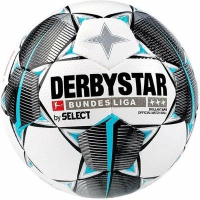 DERBYSTAR futbalová zápasová lopta Bundesliga Brillant APS v. 5