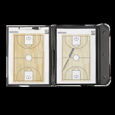 Magnetická taktická tabuľa basketbal - 32x24 cm