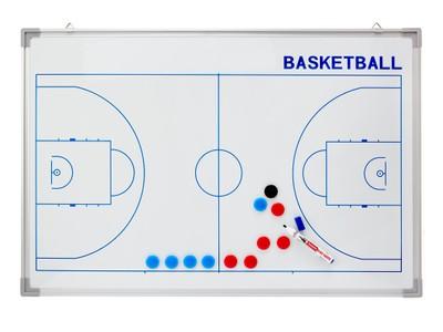 Magnická tabuľa na basketbal - 90x60 cm