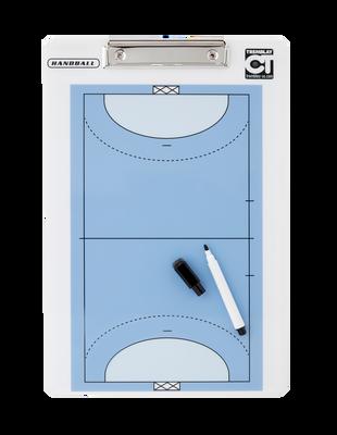 Taktická tabuľa na hádzanú - 34x23 cm
