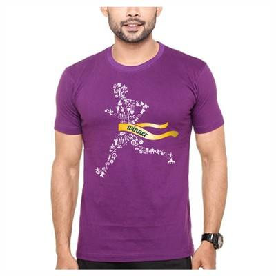 Farebné tričko + priama potlač A4