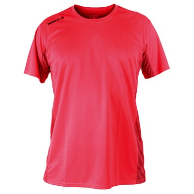 Funkčné tréningové tričko NOCAUT PLUS fluo coral